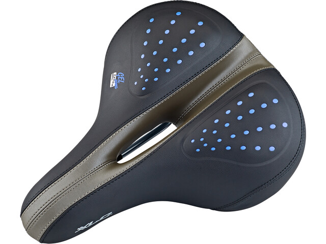 XLC Globetrotter SA-G02 City Selle Homme, black